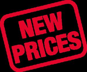 Новые цены